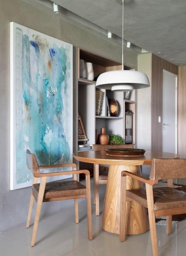 Apartamento da arquiteta e paisagista Carmen Mouro (Foto:  Denilson Machado/ MCA Estúdio)