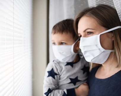 Pai é impedido de visitar filho durante pandemia, na Bahia