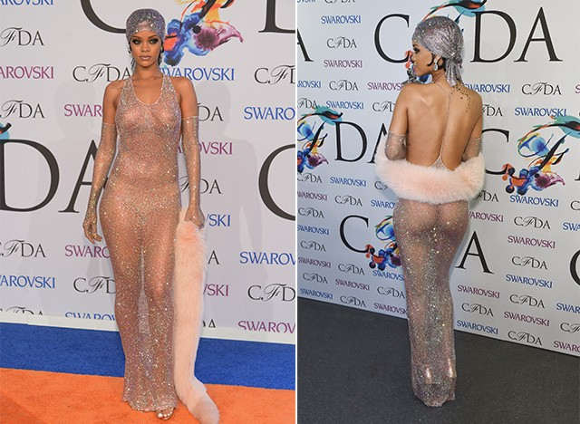 A cantora no CFDA Awards 2014 (Foto: Getty Images)