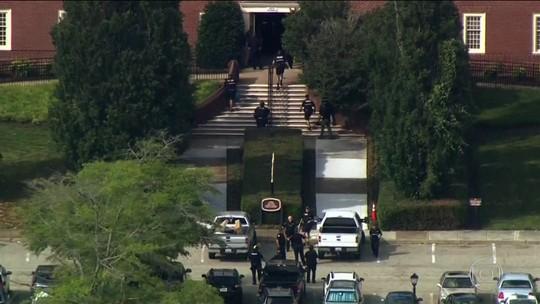 Nos EUA, tiroteio em complexo da prefeitura de Virginia Beach deixa 11 mortos