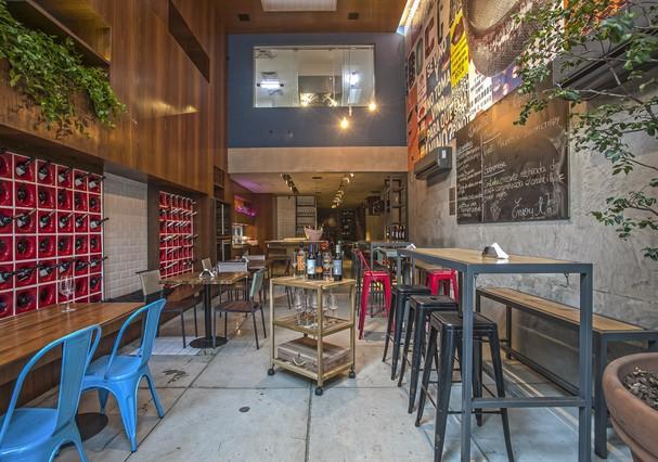 Bar Bocca Nera, em Pinheiros (Foto: Divulgação)