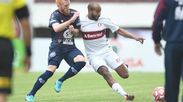 Patrick Caxias x Inter