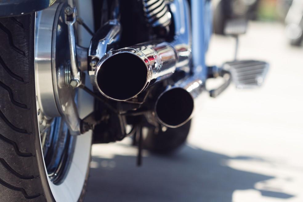 Moto barulhenta dá multa? Veja o que prevê o CTB. — Foto: Divulgação
