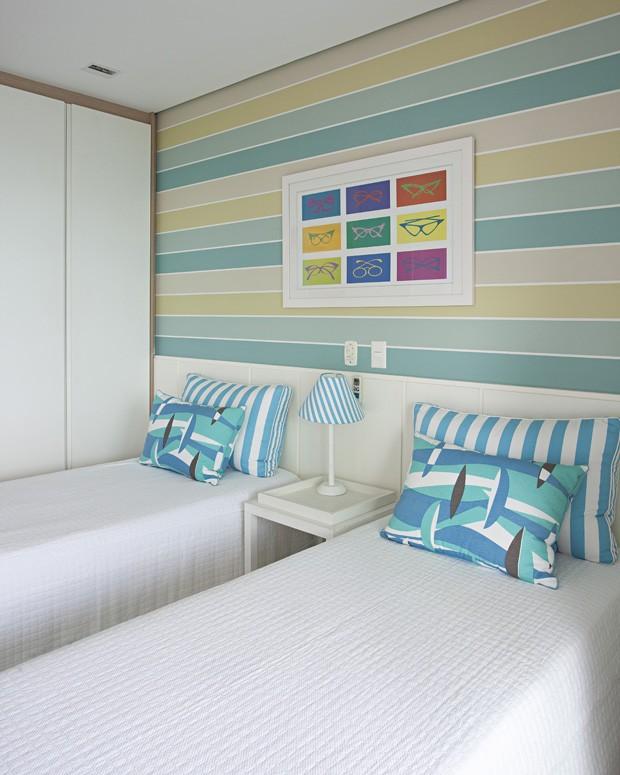 7 dicas para a decoração para quarto de hóspedes (Foto: Gui Morelli)