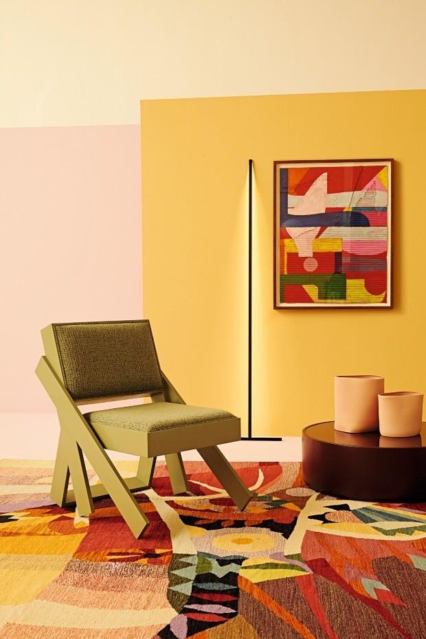 Décor do dia: como combinar a decoração com os quadros (Foto: Reprodução/Divulgação)