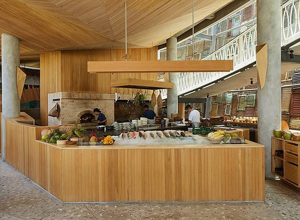 Primeiro restaurante com o conceito de zero desperdício é inaugurado na Indonésia (Foto: Instagram / potatoheadbali)