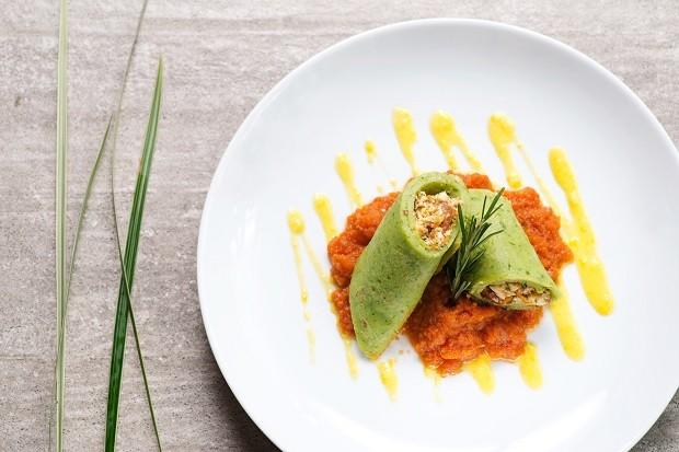 A gastronomia do spa (Foto: divulgação)