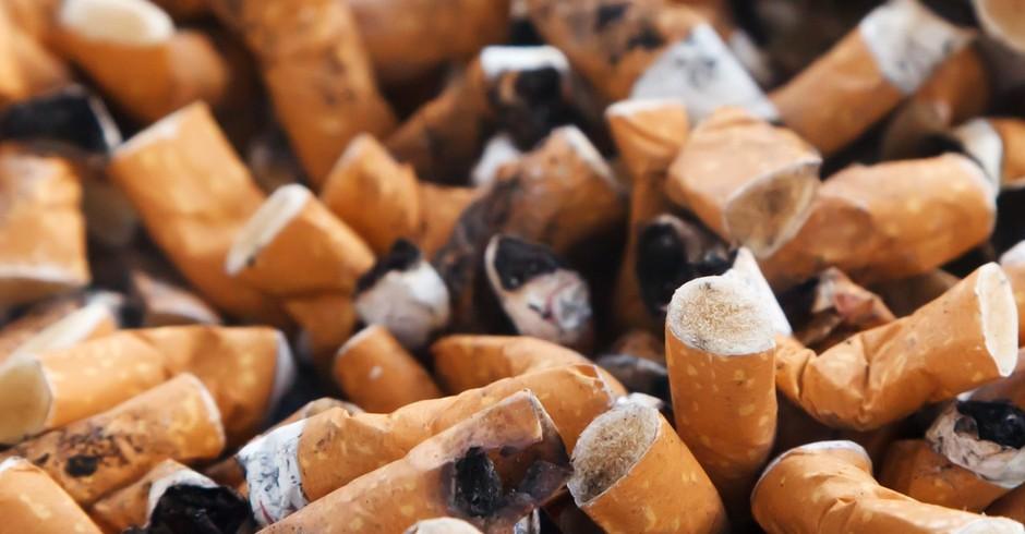 Exposição a cigarro na infância está associada a doenças do pulmão