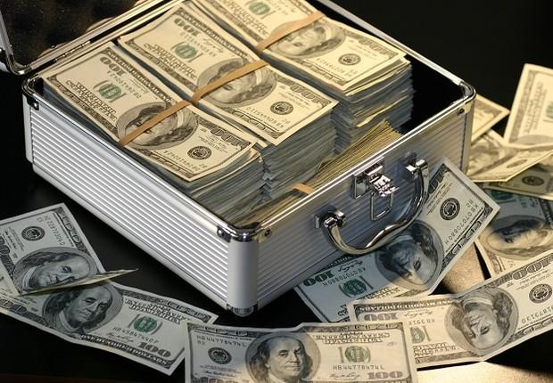 Corrupção; Lavagem de dinheiro; dólar (Foto: Pexels)