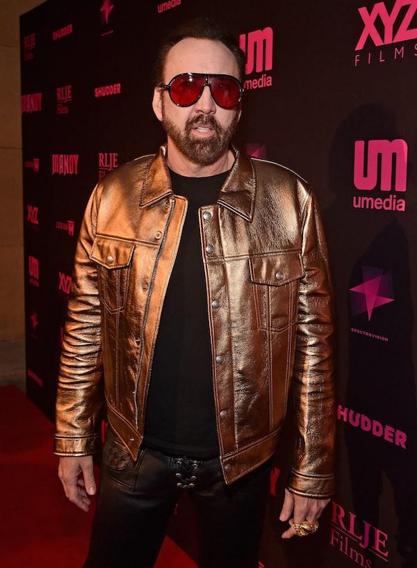 O ator Nicolas Cage  (Foto: Getty Images)