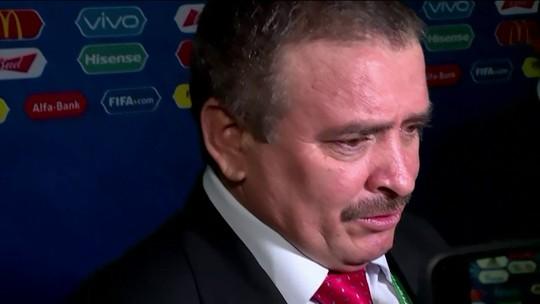 """Técnico da Costa Rica lembra Copa de 90 e vê grupo com o Brasil """"interessante"""""""