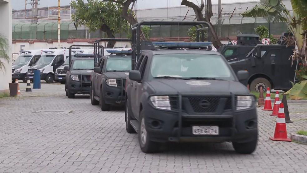 Operação mira braço financeiro da maior facção do tráfico do RJ — Foto: Reprodução/TV Globo