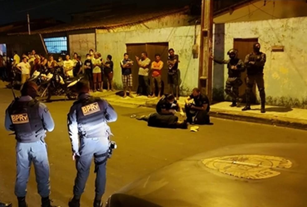 PM é assassinado durante tentativa de assalto em São Luís; um suspeito do crime também foi morto. — Foto: Divulgação/Redes Sociais.