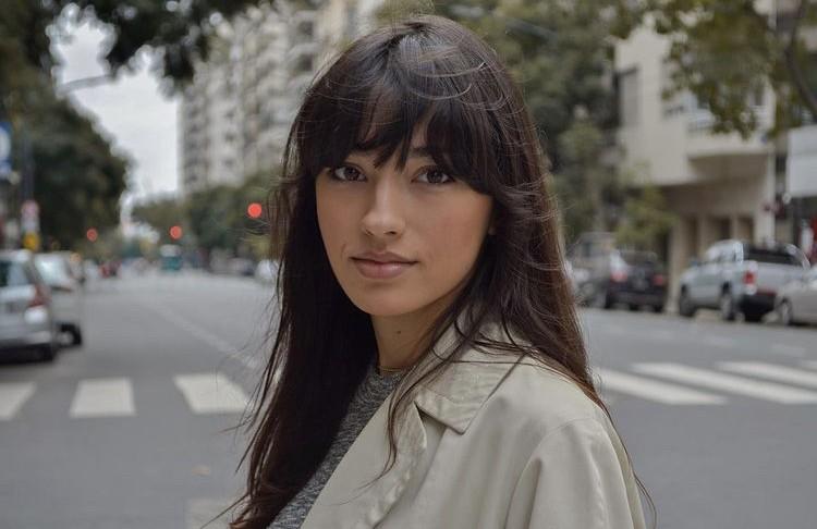Carolina Oliveira, em Buenos Aires (Foto: Reprodução)
