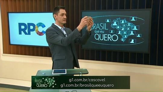 Que Brasil você espera para o futuro?