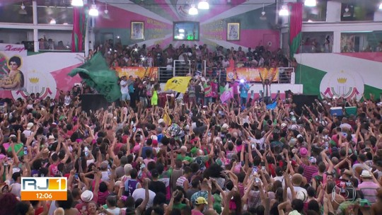 Desfile das Campeãs: 6 escolas mais bem colocadas do carnaval do Rio voltam à Sapucaí