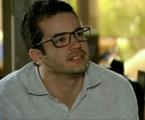 Thiago Mendonça, o Felipe de 'Em família' | Reprodução