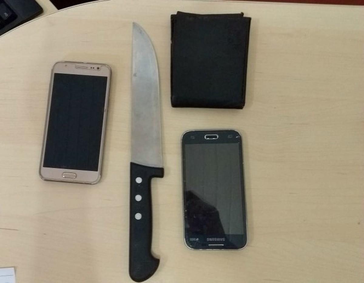 Moradores rendem garoto suspeito de assaltar estudantes em Boa Vista