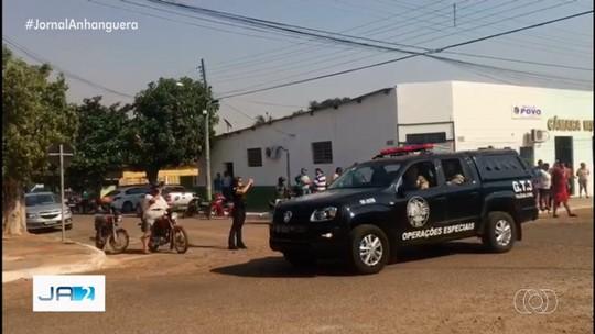 Polícia prende 5 dos 9 vereadores de Araguapaz por suposto esquema de propina de R$ 500 mil