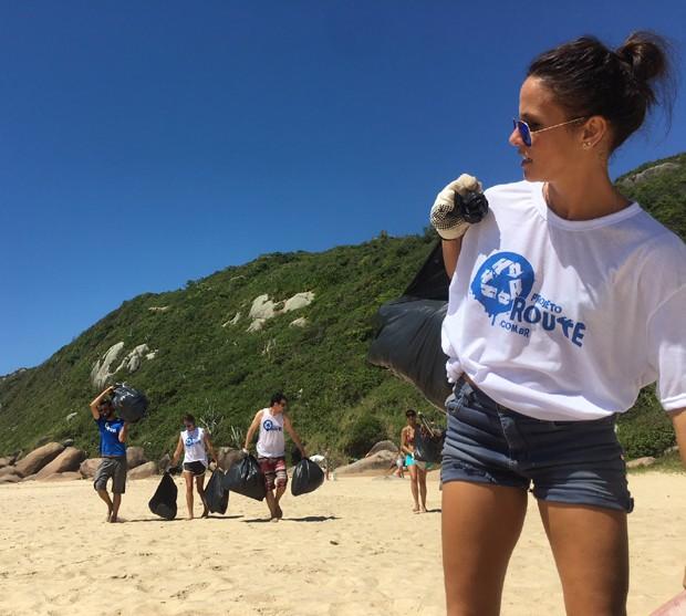 Fernanda de Freitas é embaixadora do Route Brasil (Foto: Divulgação)