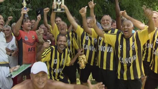 Final do Sessentão evidencia paixão de veteranos pelo futebol de várzea