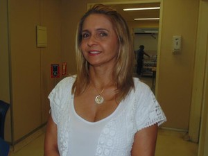 A médica Patrícia Fonseca disse que o parto transcorreu tranquilamente (Foto: Fernanda Zauli/G1)