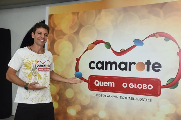 Marcio Atalla (Foto: Renato Wrobel/ Ed. Globo)
