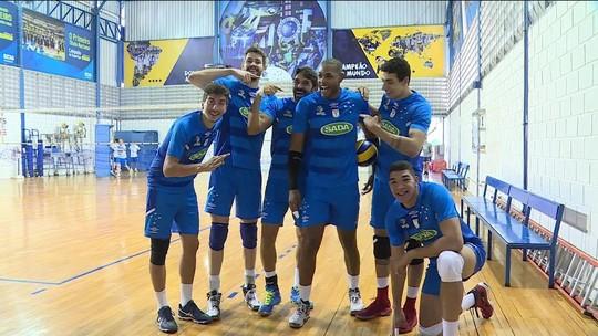 Cruzeiro busca o tetracampeonato no Mundial de Clubes de Vôlei