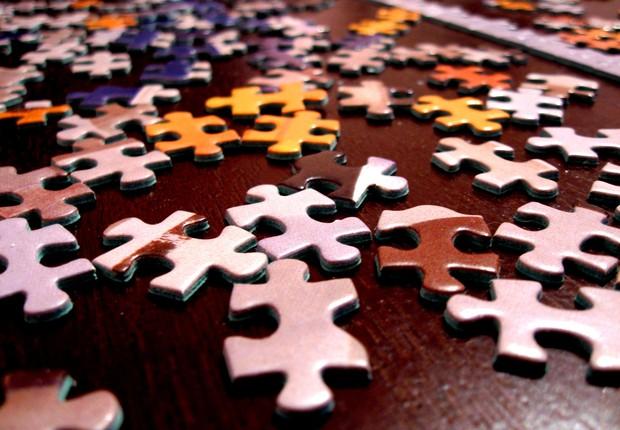O bom e velho quebra-cabeças está na moda (Foto: Pexels)