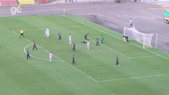 Em amistoso antes da Copa ES, Rio Branco perde para o Vasco no Kleber Andrade