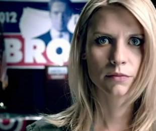 Claire Danes em 'Homeland' | Reprodução da internet
