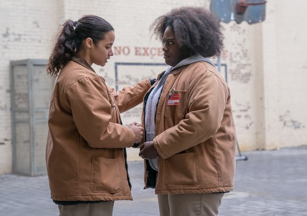 ORANGE IS THE NEW BLACK (Foto: Cara Howe for Netflix)