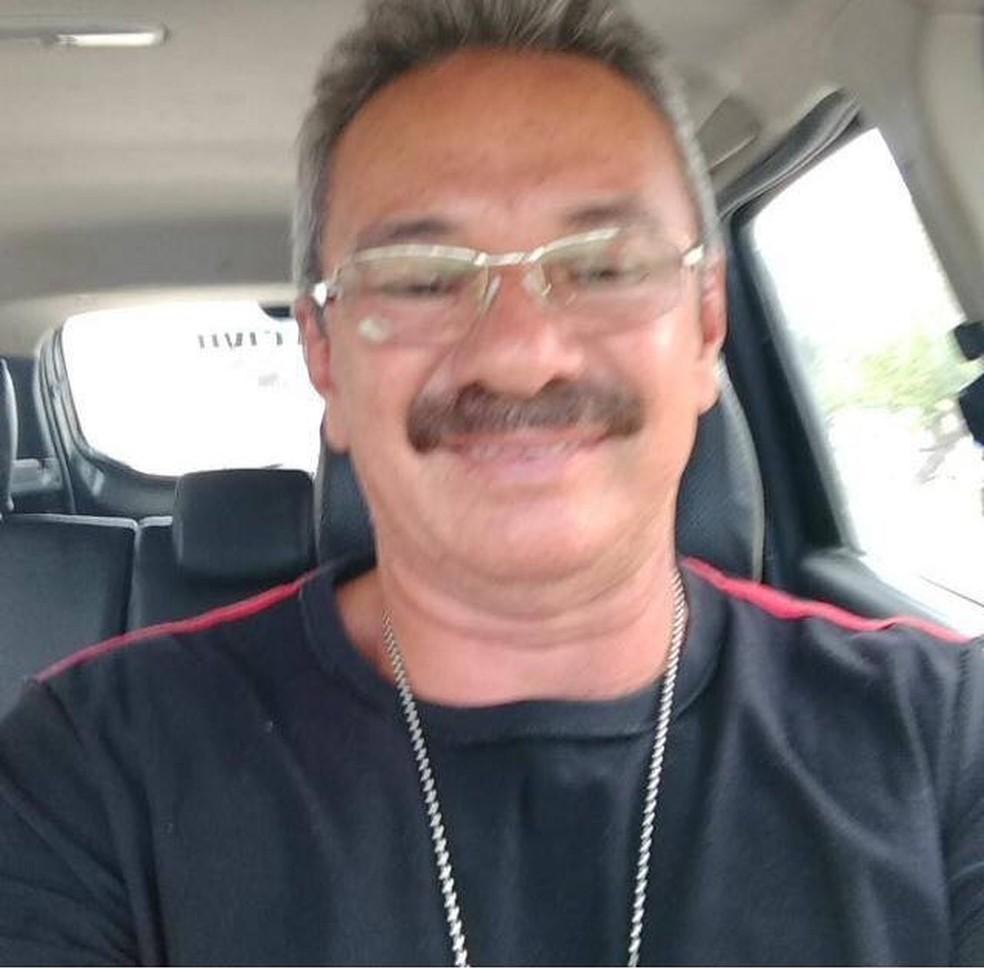 O policial José Renildo Santos Moraes tinha 54 anos de idade (Foto: Cedida)