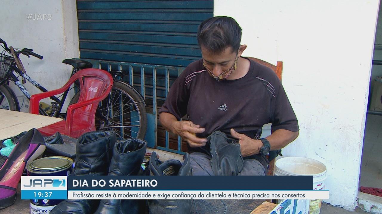 No Dia do Sapateiro, conheça a história de trabalhadores da profissão em Macapá