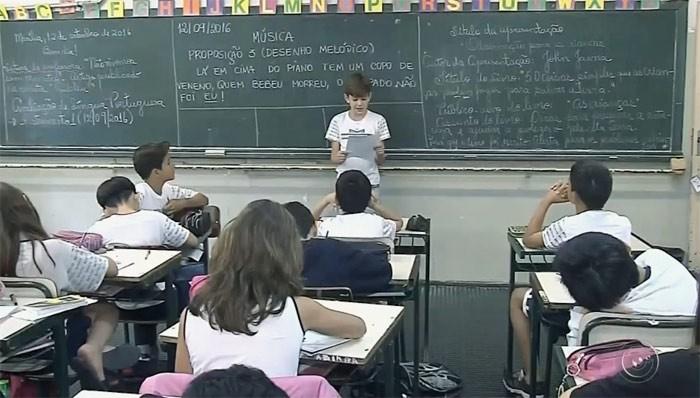 Escola envolve a comunidade na educação