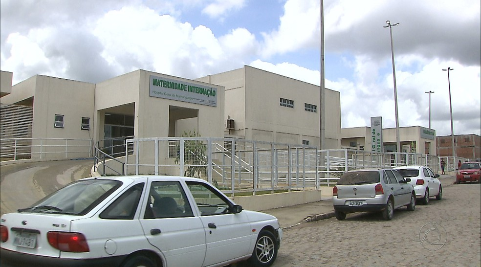 Hospital Geral de Mamanguape — Foto: Reprodução / TV Cabo Branco