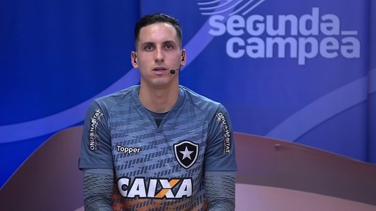 Gatito lamenta ficar fora da Copa, mas garante foco na volta para a Libertadores