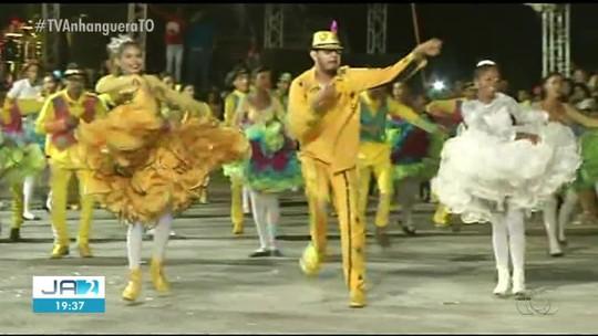 Arraiá da Amizade, em Gurupi, tem campeonato de dança e premiação