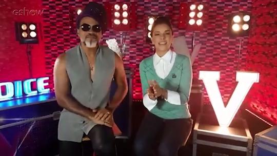 Carlinhos Brown está ansioso pela estreia do 'The Voice' e avisa: 'Impressionante a qualidade vocal que essa temporada tem'