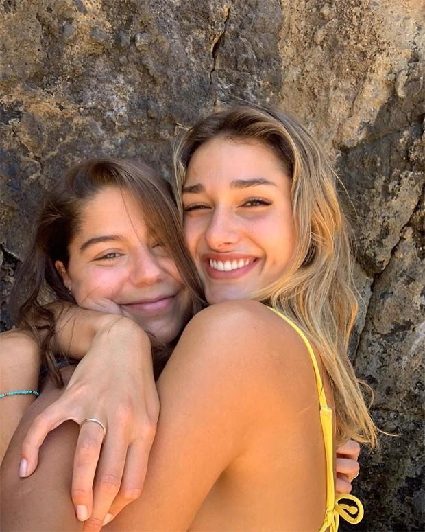 Sasha Meneghel e Luma Antunes (Foto: Reprodução / Instagram)