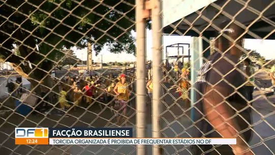 MPDFT pede a proibição da torcida organizada Facção Brasiliense de entrar em estádios do DF