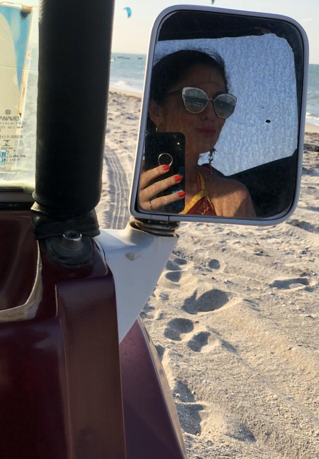 Passeios de jipe em Jeri são imperdíveis (Foto: arquivo pessoal)
