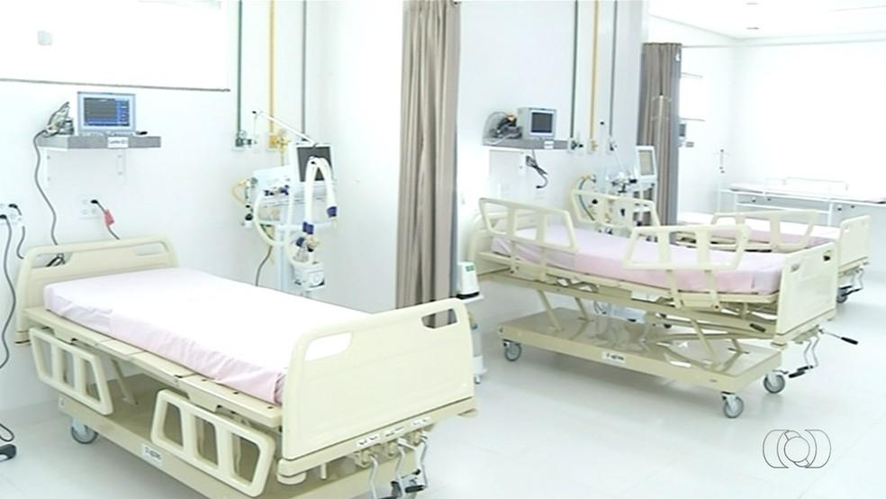 UTI pediátrica começou a funcionar em Araguaína (Foto: Reprodução/TV Anhanguera)