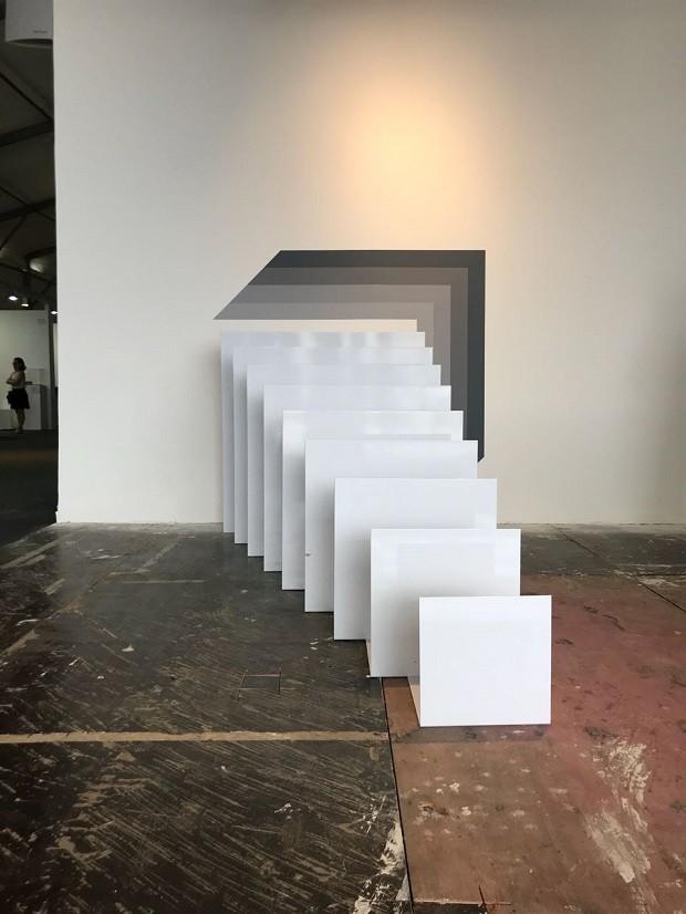 Lydia Okomura - Galeria Jaqueline Martins (Foto: João Paulo Siqueira Lopes)