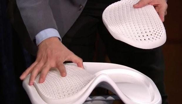Empresa quer imprimir seu bumbum em 3D para criar cadeiras melhores (Foto: Divulgação)