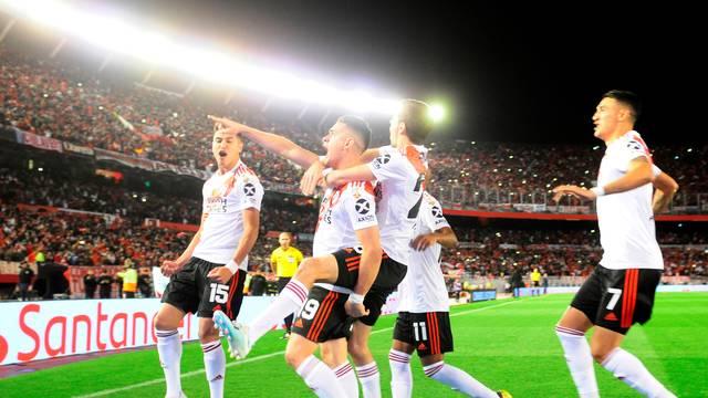 Borré River Plate Boca Juniors gol Libertadores