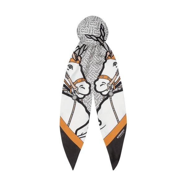 Lenço de seda Burberry (Foto: Divulgação)