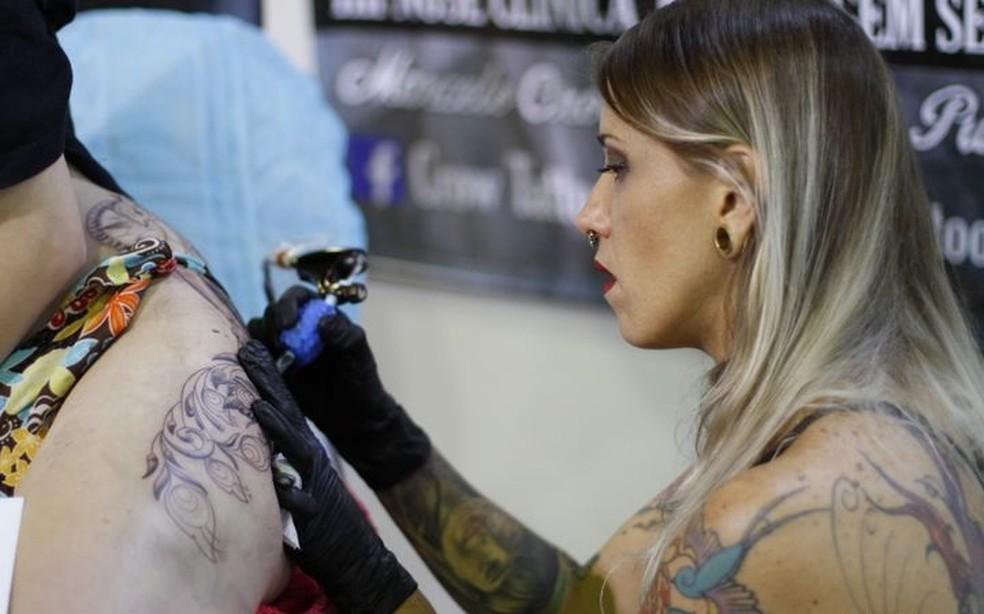 Evento de Piracicaba premiará 20 categorias de tatuadores (Foto: Piracicaba Tattoo Fest)