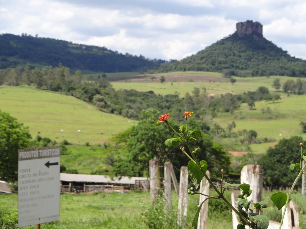Analândia é uma estância climática que atrai turistas pelas muitas belezas naturais — Foto: Divulgação