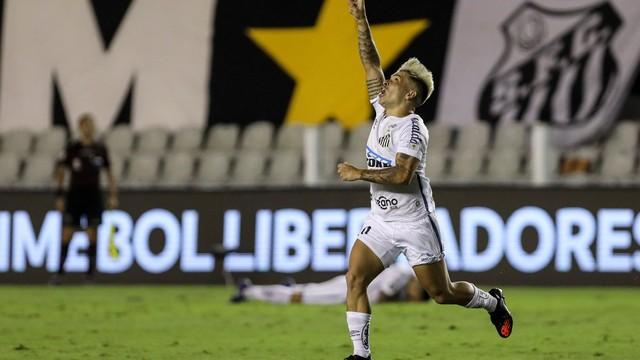 Soteldo Santos Boca